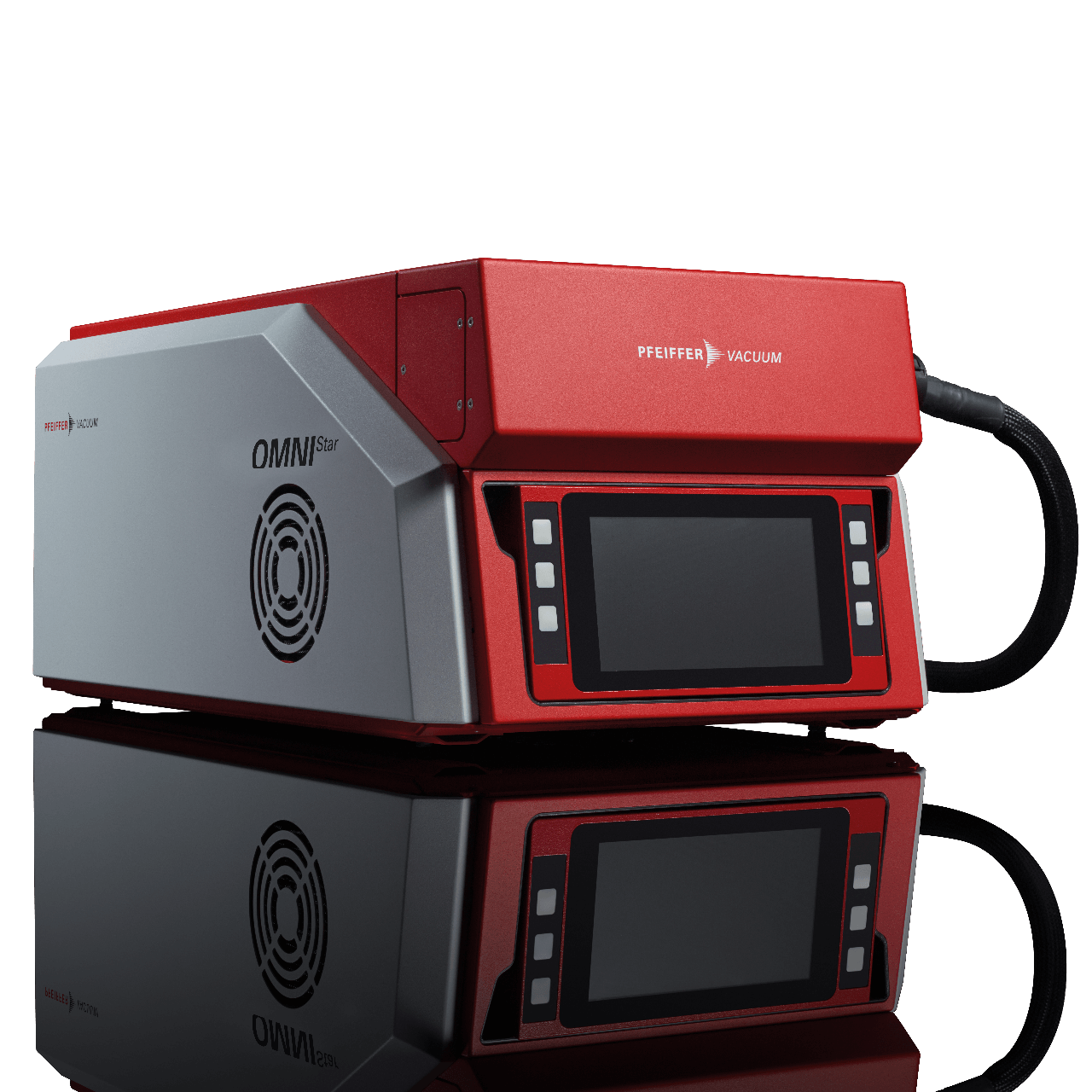 在压力范围高达 1,000 hPa 下的气体分析 - OmniStar/Thermostar 系列