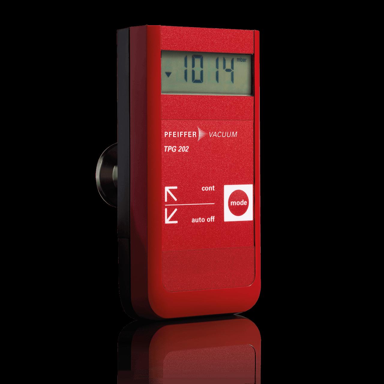 Handheld vacuum gauges