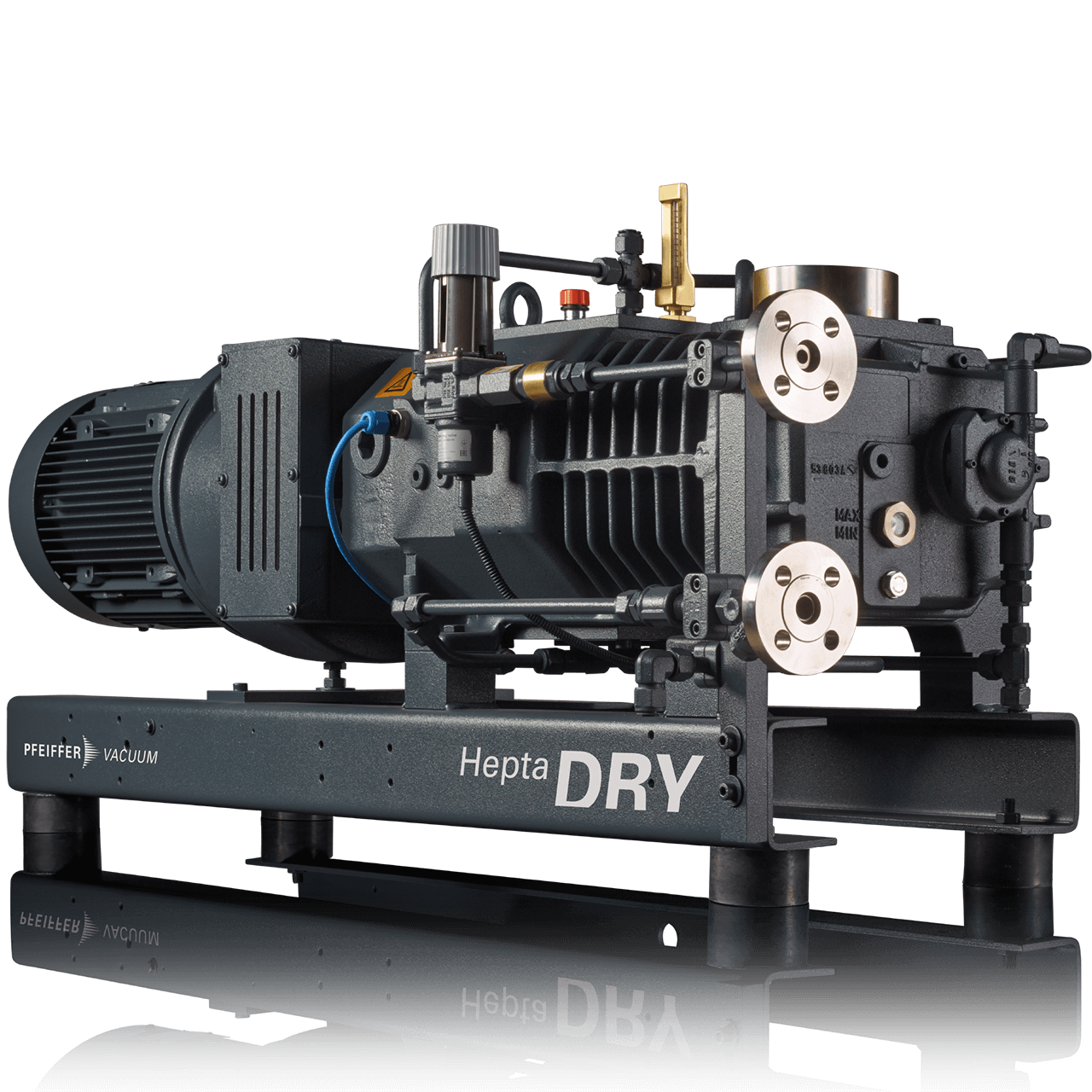 Complete line of dry Screw Pumps - HeptaDry