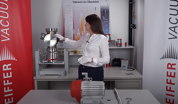 How to generate UHV: Vacuum chambers