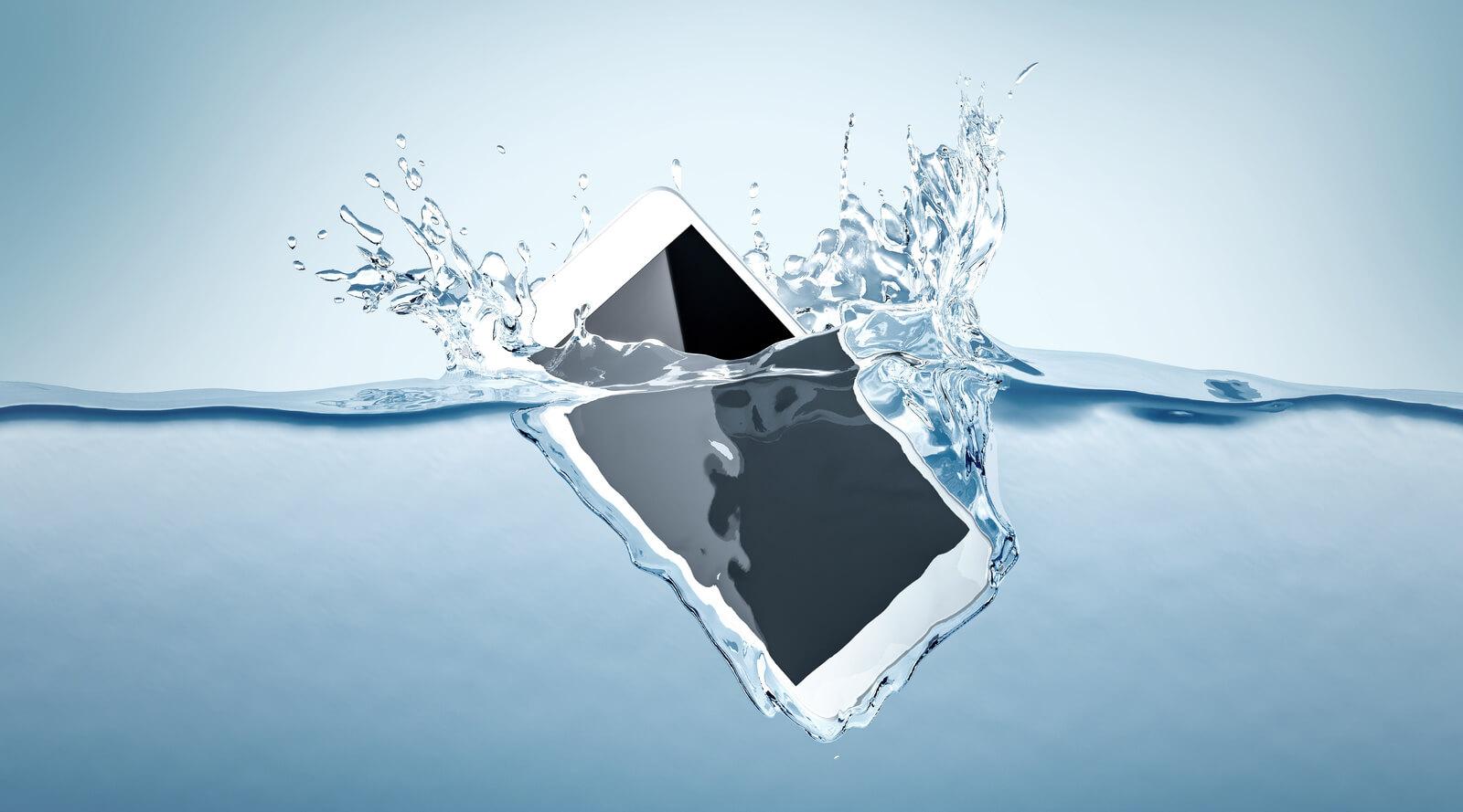 电子行业 – IP67(或类似的)进水测试