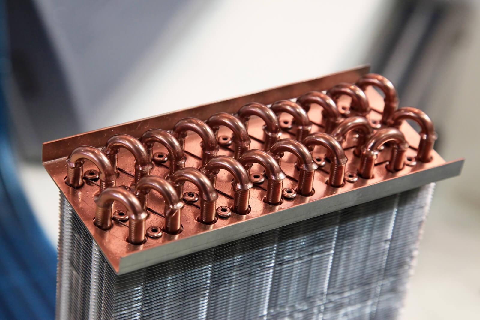 暖通行业 – 例如,散热器和阀门