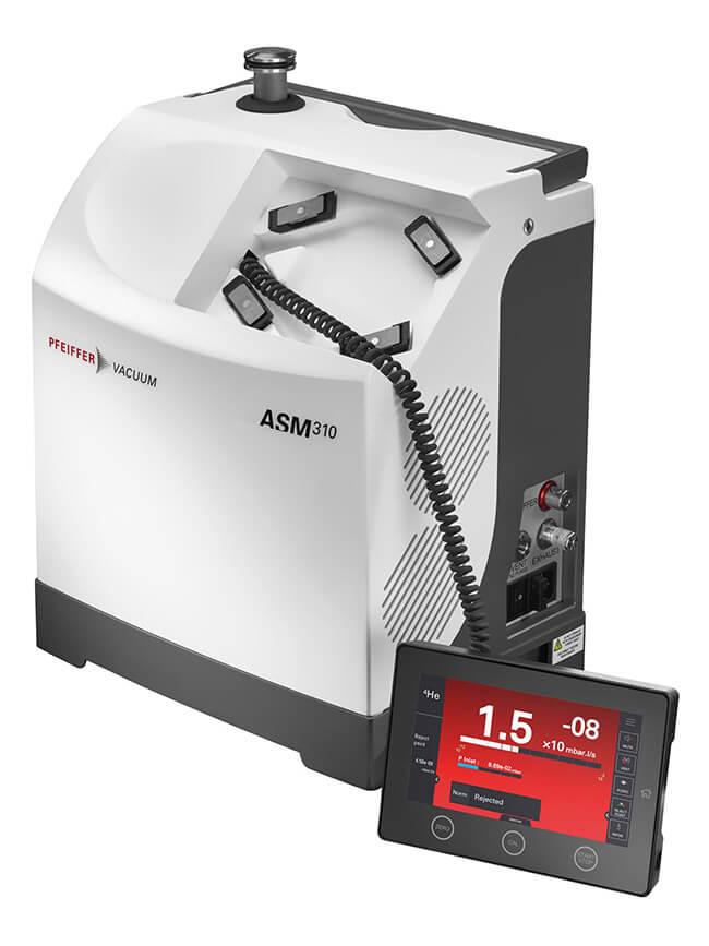 portable leak detector ASM 310